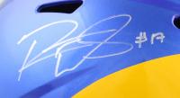 Robert Woods Signed Rams Full-Size Speed Helmet (PSA COA) at PristineAuction.com