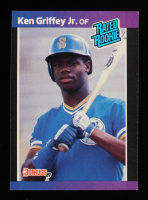 Ken Griffey Jr. 1989 Donruss Rated Rookie #33 RC at PristineAuction.com