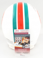 """Dan Marino Signed Dolphins Full-Size Authentic On-Field Helmet Inscribed """"Forever A Dolphin"""" (JSA COA) at PristineAuction.com"""