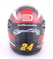 Jeff Gordon Signed NASCAR Limited Edition AARP/DTEH 1:3 Scale Mini Helmet (Gordon Hologram) at PristineAuction.com