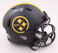 Michael Vick Signed Steelers Eclipse Alternate Speed Mini Helmet (JSA COA) at PristineAuction.com