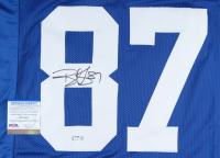 Reggie Wayne Signed Jersey (PSA COA) at PristineAuction.com