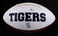 Bo Jackson Signed Auburn Tigers Logo Football (Beckett COA & Jackson Hologram) (See Description) at PristineAuction.com