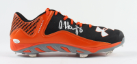 Austin Hayes Signed Under Armour Baseball Cleat (JSA Hologram) at PristineAuction.com
