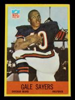Gale Sayers 1967 Philadelphia #35 at PristineAuction.com