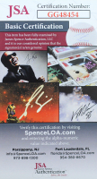 Barry Bonds Signed 35x43 Custom Framed Jersey Display (JSA COA) at PristineAuction.com