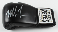 Mike Tyson Signed Reyes Boxing Glove (Tyson Hologram) at PristineAuction.com