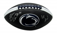 """Sean Clifford Signed Penn State Nittany Lions Logo Football Inscribed """"We Are!"""" (JSA COA) at PristineAuction.com"""