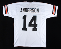 """Ken Anderson Signed Jersey Inscribed """"'81 MVP"""" & """"4x Pro Bowl"""" (Beckett COA) at PristineAuction.com"""