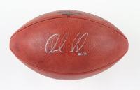 """Andrew Luck Signed Official NFL """"The Duke"""" Game Ball Football (JSA Hologram) at PristineAuction.com"""