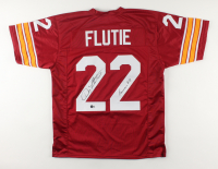 "Doug Flutie Signed Jersey Inscribed ""Heisman 84"" (Beckett Hologram) at PristineAuction.com"