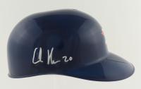 Chas McCormick Signed Astros Full-Size Batting Helmet (Beckett Hologram) (See Description) at PristineAuction.com