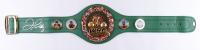 Floyd Mayweather Jr. Signed Full-Size WBC Heavyweight Championship Belt (JSA COA) at PristineAuction.com