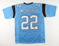 Christian McCaffrey Signed Jersey (Beckett Hologram) (See Description) at PristineAuction.com