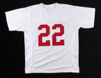 "Mark Ingram Signed Jersey Inscribed ""'09 Heisman"" (Beckett Hologram) (See Description) at PristineAuction.com"