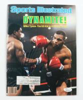 Mike Tyson Signed 1986 Sports Illustrated Magazine (JSA COA) at PristineAuction.com