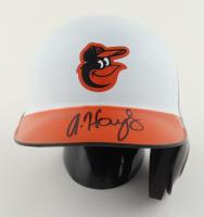 Austin Hays Signed Orioles Mini Batting Helmet (Beckett Hologram) at PristineAuction.com