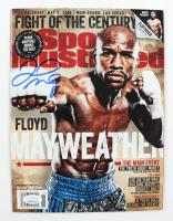 Floyd Mayweather Jr. Signed 1986 Sports Illustrated Magazine (JSA COA) at PristineAuction.com