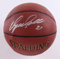 Dominique Wilkins Signed NBA Basketball (Schwartz Sports COA) (See Description) at PristineAuction.com