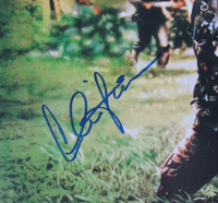 """Charlie Sheen Signed """"Platoon"""" 11x14 Photo (PSA COA) at PristineAuction.com"""