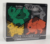 Pokemon Evolving Skies Elite Trainer Box (Jolteon-Leafeon-Umbreon-Flareon) at PristineAuction.com