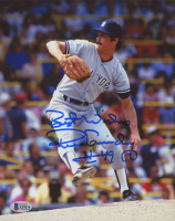 """Ron Guidry Signed Yankees 8x10 Photo Inscribed """"Best Wishes"""" (Beckett COA) at PristineAuction.com"""