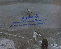 Bobby Shantz Signed Yankees 8x10 Photo with Extensive Inscription (Beckett COA) at PristineAuction.com