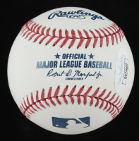 Jerry Hairston Signed OML Baseball (JSA COA) at PristineAuction.com