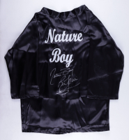 """Ric Flair Signed Robe Inscribed """"Nature Boy"""" (PSA COA) at PristineAuction.com"""