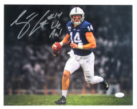 """Sean Clifford Signed Penn State Nittany Lions 11x14 Photo Inscribed """"We Are!"""" (JSA COA) at PristineAuction.com"""