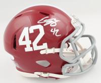 Eddie Lacy Signed Alabama Crimson Tide Speed Mini Helmet (JSA COA) at PristineAuction.com