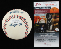 """Ryan Franklin Signed 2009 All-Star Game Baseball Inscribed """"3 Up 3 DOWN"""" (JSA COA) at PristineAuction.com"""