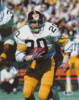 Rocky Bleier Signed Steelers 8x10 Photo (Beckett COA) at PristineAuction.com