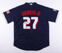Vladimir Guerrero Jr. Signed All-Star Game Jersey (Beckett Hologram) at PristineAuction.com