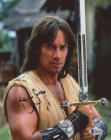 """Kevin Sorbo Signed """"Hercules: The Legendary Journeys"""" 8x10 Photo (Beckett COA) at PristineAuction.com"""