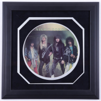 Cinderella 21x21 Custom Framed Record Display Signed by (4) with Tom Keifer, Eric Brittingham, Jeff Labar, & Fred Coury (JSA COA) at PristineAuction.com
