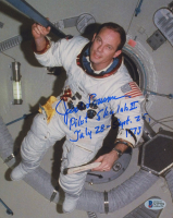 "Jack Lousma Signed 8x10 Photo Inscribed ""Pilot Skylab II, July 28-Sept. 25, 1973"" (Beckett COA) at PristineAuction.com"