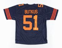 """Dick Butkus Signed Jersey Inscribed """"HOF 79"""" (JSA Hologram) at PristineAuction.com"""