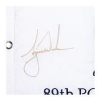Tiger Woods Signed Limited Edition 2007 PGA Pin Flag (UDA COA) at PristineAuction.com