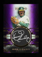 Dennis Eckersley 2021 Topps Diamond Icons Silver Ink Autographs Purple #SIDSE #9/10 at PristineAuction.com