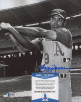 Reggie Jackson Signed Athletics 8x10 Photo (Beckett COA) at PristineAuction.com