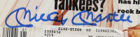 "Mickey Mantle Signed 1991 ""Sports Illustrated"" Magazine (JSA ALOA) (See Description) at PristineAuction.com"