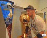 Jason Kidd Signed Mavericks 8x10 Photo (JSA COA) at PristineAuction.com