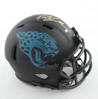 Mark Brunell Signed Jaguars Eclipse Alternate Speed Mini Helmet (Radtke Hologram) (See Description) at PristineAuction.com