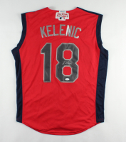 Jarred Kelenic Signed 2019 All-Star Futures American League Jersey (JSA Hologram) at PristineAuction.com
