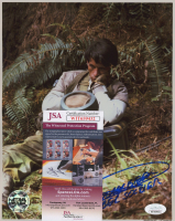 """Dickey Beer Signed """"Star Wars"""" 8x10 Photo Inscribed """"Rebel Soldier"""" (JSA COA) at PristineAuction.com"""