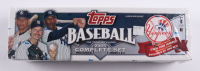 2005 Topps Special Yankees Complete Set of (737) Baseball Cards at PristineAuction.com