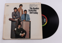 """Vintage The Beatles """"Yesterday and Today"""" Vinyl Record Album (See Description) at PristineAuction.com"""