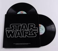 "Vintage ""Star Wars"" Vinyl Record Album (See Description) at PristineAuction.com"