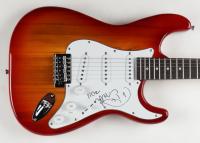 """Aretha Franklin Signed 39"""" Electric Guitar Inscribed """"2011"""" (JSA Hologram) at PristineAuction.com"""